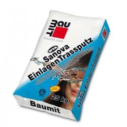 Baumit Sanova trasová omietka WTA | SanovaEinlagenTrassputz 25kg