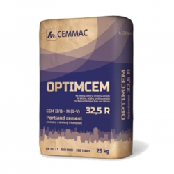 Cement OPTIMCEM 32,5 R | 25 kg/ks