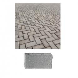 Premac dlažba Klasiko 20x10 cm sivá