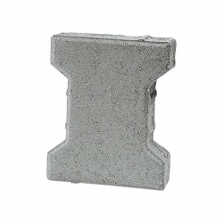 Haka normál 20x16,5 cm Sivá | Premac zámková dlažba