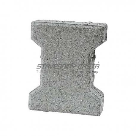Premac Haka normál 20x16,5 cm Sivá | zámková dlažba v akcii