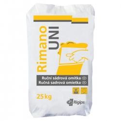 Sadrová omietka Rigips Rimano UNI 25kg