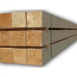 Hranol 10x10x dĺžka 400 cm, smrekové rezivo II. tr.