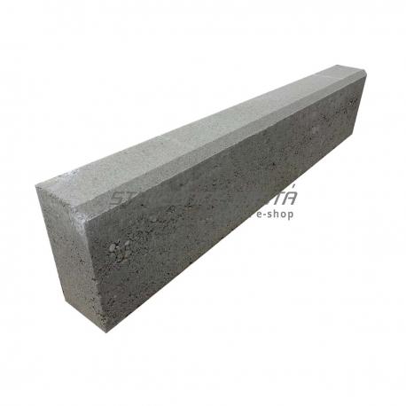 Premac Obrubník cestný 100x20x10 cm so skosením | stavebniny-shop.sk