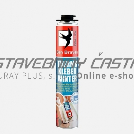 Thermo Kleber WINTER pištolový 750ml Den Braven