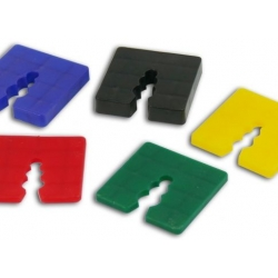 Vymedzovacia podložka pod zakladacie lišty 3mm