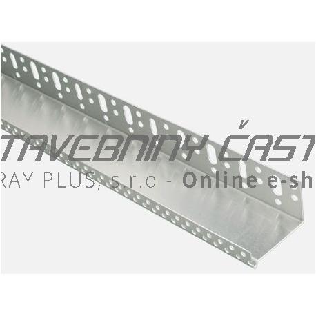 Zakladacia lišta pod polystyrén 8cm / 2,5m