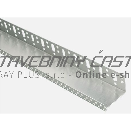 Zakladacia lišta pod polystyrén 12cm / 2,5m