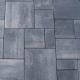 Premac Klasiko Kombiformát Sivo-grafitová | zámková dlažba v akcii