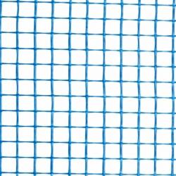 Sieťka modrá pod omietky oká 10x10 mm | Sklotextilná 110g | m2