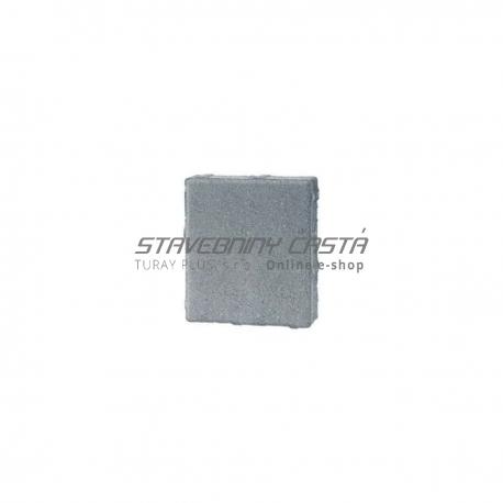 Premac dlažba Klasiko 10x10 cm sivá