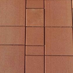 Klasiko Kombiformát Terakota melír | Premac zámková dlažba