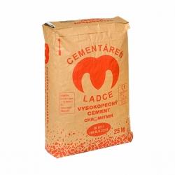 Cement LADCE CEM III / A 32,5 N | 25 kg/ks