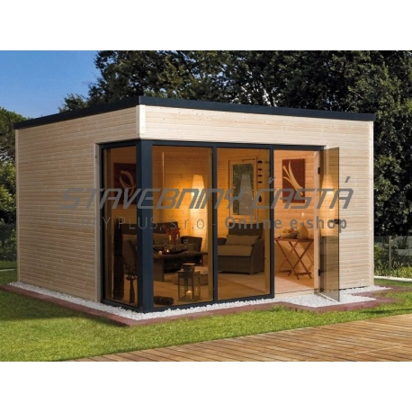 Dizajnový záhradný domček