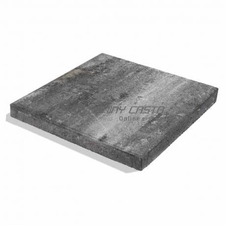 ESTER 50x50x5 cm MELIR SIVA - GRAFITOVA | TERASOVÉ PLATNE