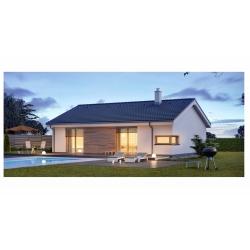 Predaj novostavby 78 m2 rodinného domu v obci Častá