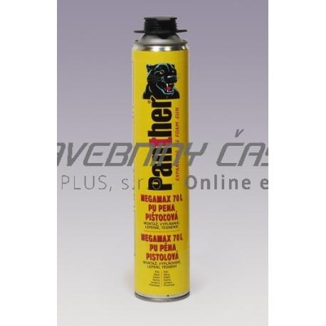Megamax Nízkoexpanzná PU pena gun 870 ml