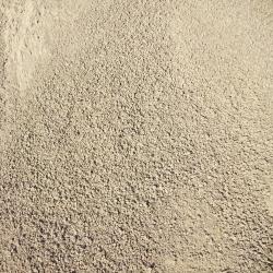 Makadam 0-4 drvené kamenivo vápenec | 1 kg - merná jednotka