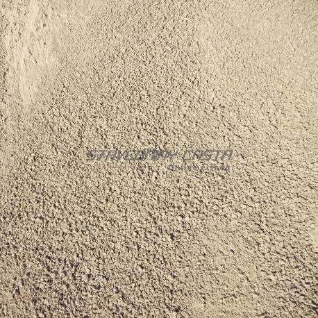 Makadam 0-4 drvené kamenivo vápenec   1 kg - merná jednotka