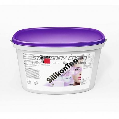 Baumit SilikonTop (silikónová omietka) 25kg