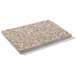Deka z vymývaného betónu s fazou 60/40/4 cm | Premac