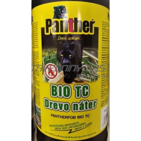 Pantherfob Drevo náter BIO TC číry 1L
