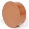 Kanalizačná zátka 125 PVC do hrdla