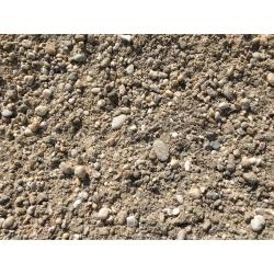 Štrk 0-22 | 5,3 m3 / 9,2 t Nakl. auto (betonársky)