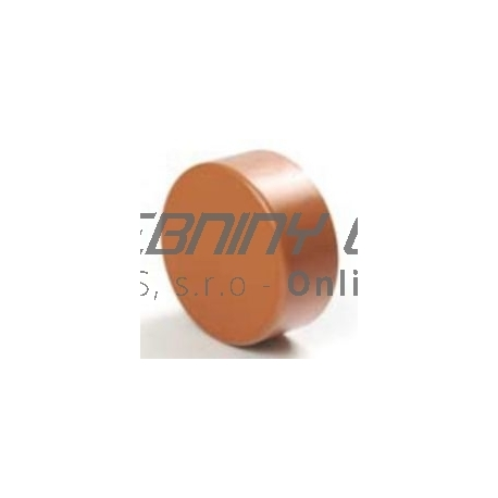 Kanalizačné koleno 110/15° PVC