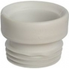 Kanalizačná WC manžeta centrická DN100, pr. 110