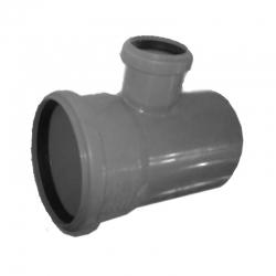 Kanalizačná odbočka 110/50/87° HT PP odpad