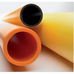 Hadica na plyn HDPE 32x3 žltá