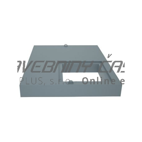 Betónová platňa 1400x1100 s otvorom