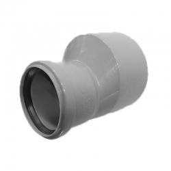Kanalizačná redukcia 110/75 HT PP odpad
