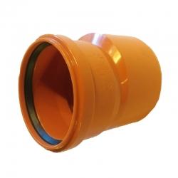 Kanalizačná redukcia 160/140 PVC