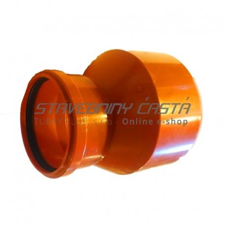 Kanalizačná redukcia 200/160 PVC