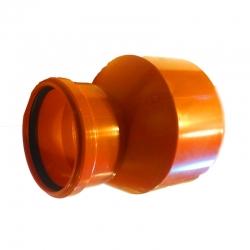 Kanalizačná redukcia 250/200 PVC