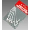 Náhradné aplikačné trubičky pre PUR peny Den Braven