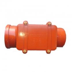 Kanalizačná čistiaca tvarovka 160 PVC so 4 skrutkami