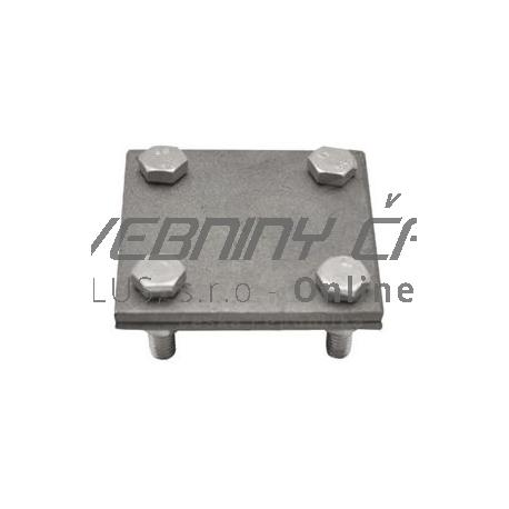 Spojovacia svorka pás/pás FeZn SR-02