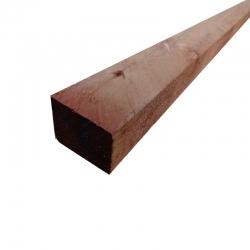 Strešná lata 4x5 cm / 4m / 1ks impregnovaná