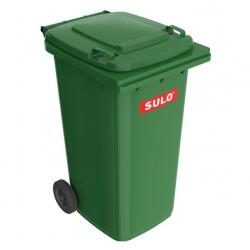 Smetná nádoba - popolnica SULO 240 l - zelená