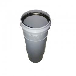 Kanalizačné hrdlové predĺženie 75 HT odpad